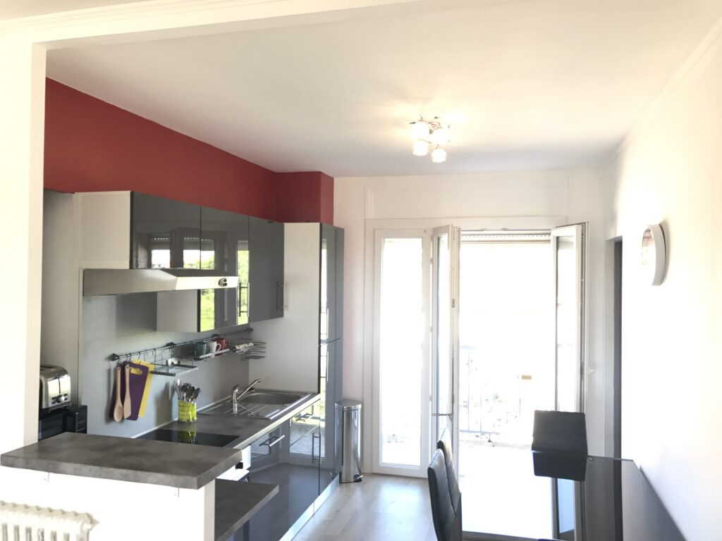 BrightWave Capital - Rental Project in Montpellier France Kitchen