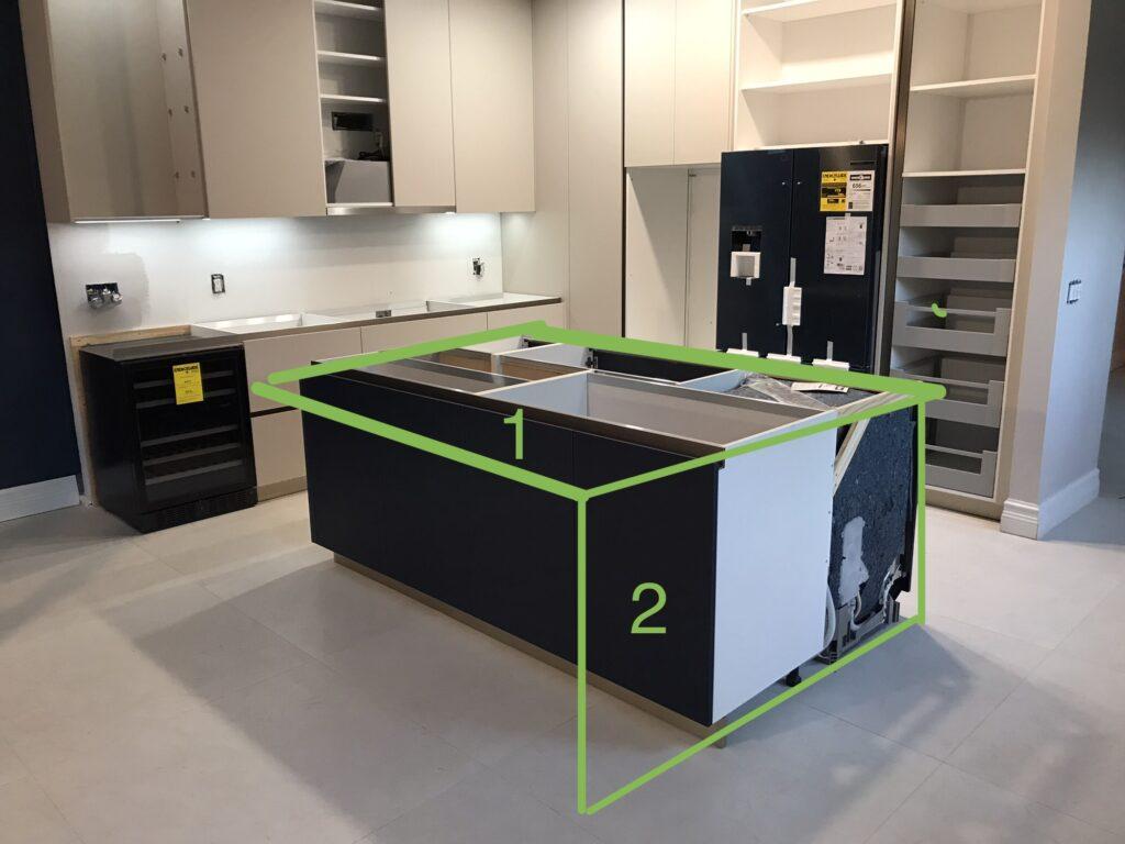 Kitchen Slabs Setup Part 1