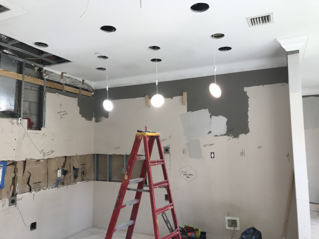 LED Lights upgrade
